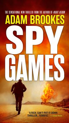 Spy Games - Brookes, Adam