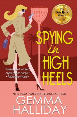 Spying in High Heels - Halliday, Gemma