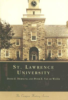 St. Lawrence University - Hornung, David E, and Van De Water, Peter E