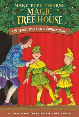 Stage Fright on a Summer Night - Osborne, Mary Pope