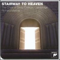 Stairway to Heaven - Fiona Wilson (soprano); Louisa Keily (soprano); Philip Rushforth (organ); Richard Pearce (organ); Silas Standage (organ);...