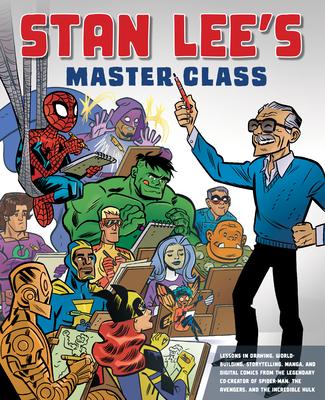 Stan Lee's Master Class - Lee, Stan