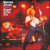 Stand in the Fire [Bonus Tracks] - Warren Zevon