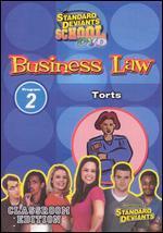 Standard Deviants School: Business Law, Program 2
