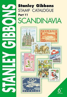 Stanley Gibbons Stamp Catalogue: Scandinavia Pt. 11 -