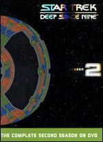 Star Trek: Deep Space Nine - The Complete Second Season [7 Discs]