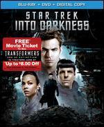 Star Trek Into Darkness [Includes Digital Copy] [Blu-ray/DVD] [Movie Money]