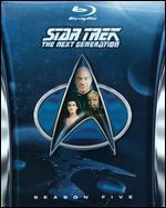 Star Trek: The Next Generation - Season 5 [6 Discs] [Blu-ray]