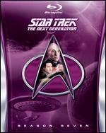 Star Trek: The Next Generation - Season Seven [6 Discs] [Blu-ray]