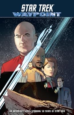 Star Trek: Waypoint - Ward, Dayton, and Maggs, Sam, and Castellucci, Cecil