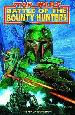 Star Wars Battle of Bounty Hunters - Moeller, Christopher