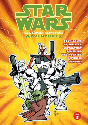 Star Wars: Clone Wars Adventures Volume 3 - Kaufman, Ryan, and Andrews, Thomas