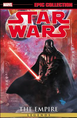 Star Wars Epic Collection: The Empire, Volume 2 - Stradley, Randy (Text by)