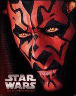 Star Wars: Episode I - The Phantom Menace [Blu-ray] [Steelbook]
