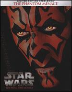 Star Wars: Episode I - The Phantom Menace [Blu-ray] [Steelbook]