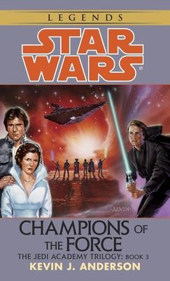 Star Wars: Jedi Academy - Champions - Anderson, Kevin J.