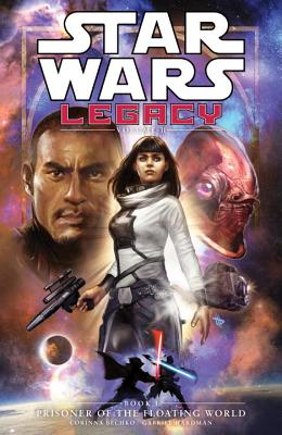 Star Wars Legacy, Volume II: Prisoner of the Floating World - Bechko, Corinna, and Rosenberg, Rachelle