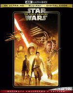 Star Wars: The Force Awakens [Includes Digital Copy] [4K Ultra HD Blu-ray/Blu-ray]