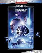 Star Wars: The Phantom Menace [Includes Digital Copy] [Blu-ray]