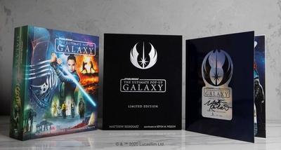 Star Wars: The Ultimate Pop-Up Galaxy - Reinhart, Matthew, and Wilson, Kevin
