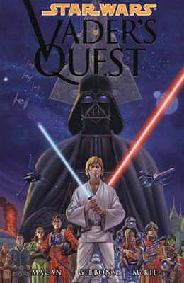 Star Wars: Vader's Quest - Macan, Darko
