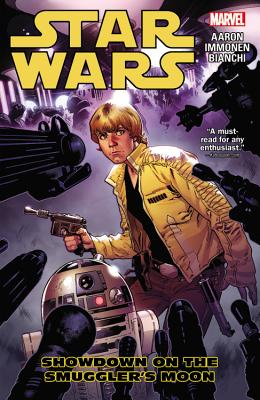Star Wars Vol. 2: Showdown on the Smuggler's Moon - Aaron, Jason (Text by)