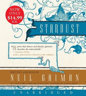 Stardust Low Price CD - Gaiman, Neil (Read by)