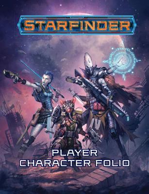 Starfinder Roleplaying Game: Starfinder Player Character Folio - Staff, Paizo