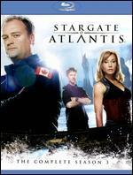 Stargate Atlantis: The Complete Season 3 [5 Discs] [Blu-ray]