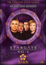 Stargate SG-1: The Complete Fifth Season [5 Discs]
