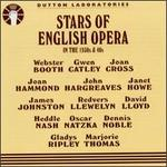 Stars of English Opera in the 1930s & '40s