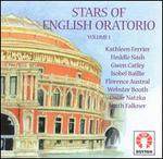 Stars of English Oratorio, Vol.1
