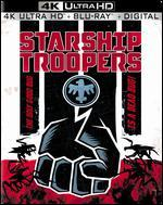 Starship Troopers: 20th Anniversary [SteelBook] [4K Ultra HD Blu-ray/Blu-ray] [Only @ Best Buy]