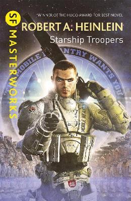 Starship Troopers - Heinlein, Robert A.