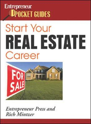 Start Your Real Estate Career - Mintzer, Rich, and Entrepreneur Press (Creator)