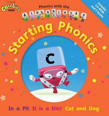 Starting Phonics. - Elliot, Joe