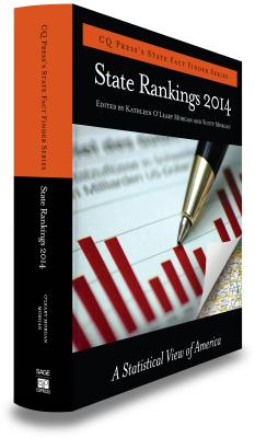 State Rankings 2014: A Statistical View of America - Morgan, Kathleen O'Leary (Editor), and Morgan, Scott (Editor)