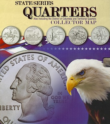 State Series Quarter Collector Map - Whitman Publishing (Creator)
