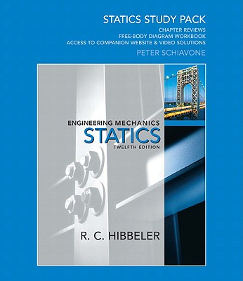 Statics Study Pack for Engineering Mechanics: Statics - Hibbeler, Russell C