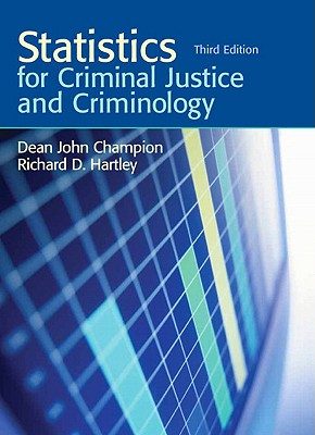 statistical analysis in criminal justice and criminology pdf