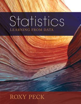 Statistics: Learning from Data (with JMP and JMP Statistical Discovery Software Printed Access Card) - Peck, Roxy