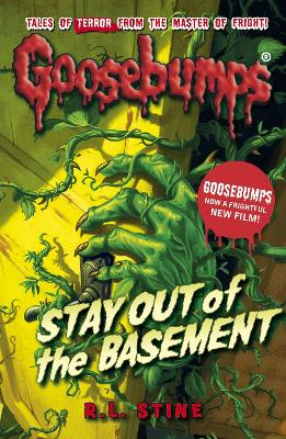 Stay Out of the Basement - Stine, R. L.