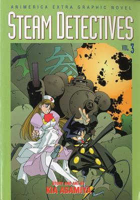 Steam Detectives, Vol. 3 -