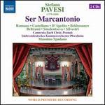 Stefano Pavesi: Ser Marcantonio