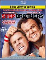 Step Brothers [WS] [Unrated/Rated] [2 Discs] [Blu-ray] - Adam McKay