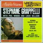 Stephane Grappelli [Who's Who In Jazz]
