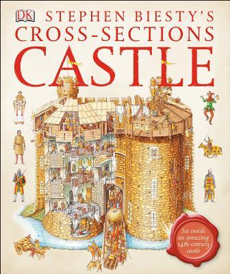 Stephen Biesty's Cross-Sections Castle - Biesty, Stephen