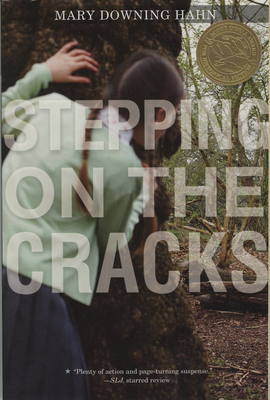 Stepping on the Cracks - Hahn, Mary Downing