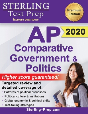 Sterling Test Prep AP Comparative Government and Politics: Complete Content Review for AP Exam - Prep, Sterling Test