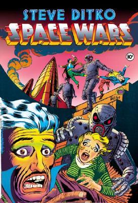 Steve Ditko Space Wars - Ditko, Steve